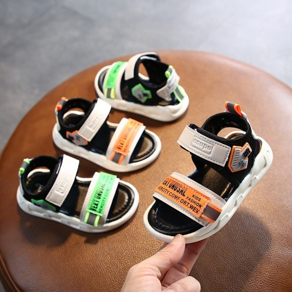 Sandal trẻ em bé trai đế mềm bé từ 2 - 6 tuổi ( 2023 ), chất liệu cao cấp, bền, nhẹ, mềm mại và êm chân, thiết kế tinh tế, di chuyển dễ dàng và thoải mái giá rẻ