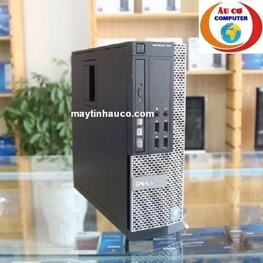Máy tính đồng bộ Dell Optiplex 790 ( Intel® Core™ i3 - 2100 / Ram 4G / SSD 240G ) , Khuyến Mai USB wifi , Bàn di chuột , Bảo hành 24 tháng - Hàng Nhập Khẩu
