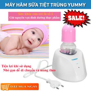 Máy Hâm Sữa, Máy Hâm Sữa Cao Cấp, Máy Ủ Sữa Cho Bé. Máy hâm sữa làm nóng trực tiếp bình sữa nhờ đế nhiệt, Sử dụng tốt cho sức khỏe của bé, an toàn, tiện lợi, Giá rẻ hấp dẫn. Tặng Kèm Bình Đựng Sữa .[ MUA NGAY SỐ LƯỢNG CÓ HẠN ] thumbnail