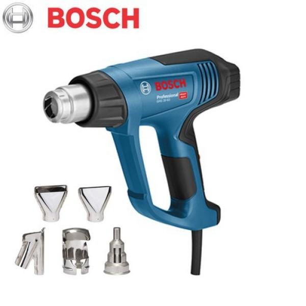 Máy thổi hơi nóng Bosch GHG 20-63 (tặng bộ mũi khò)