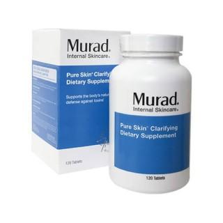 Viên uống giảm mụn, giảm dầu Murad Pure Skin Clarifying Dietary Supplement thumbnail