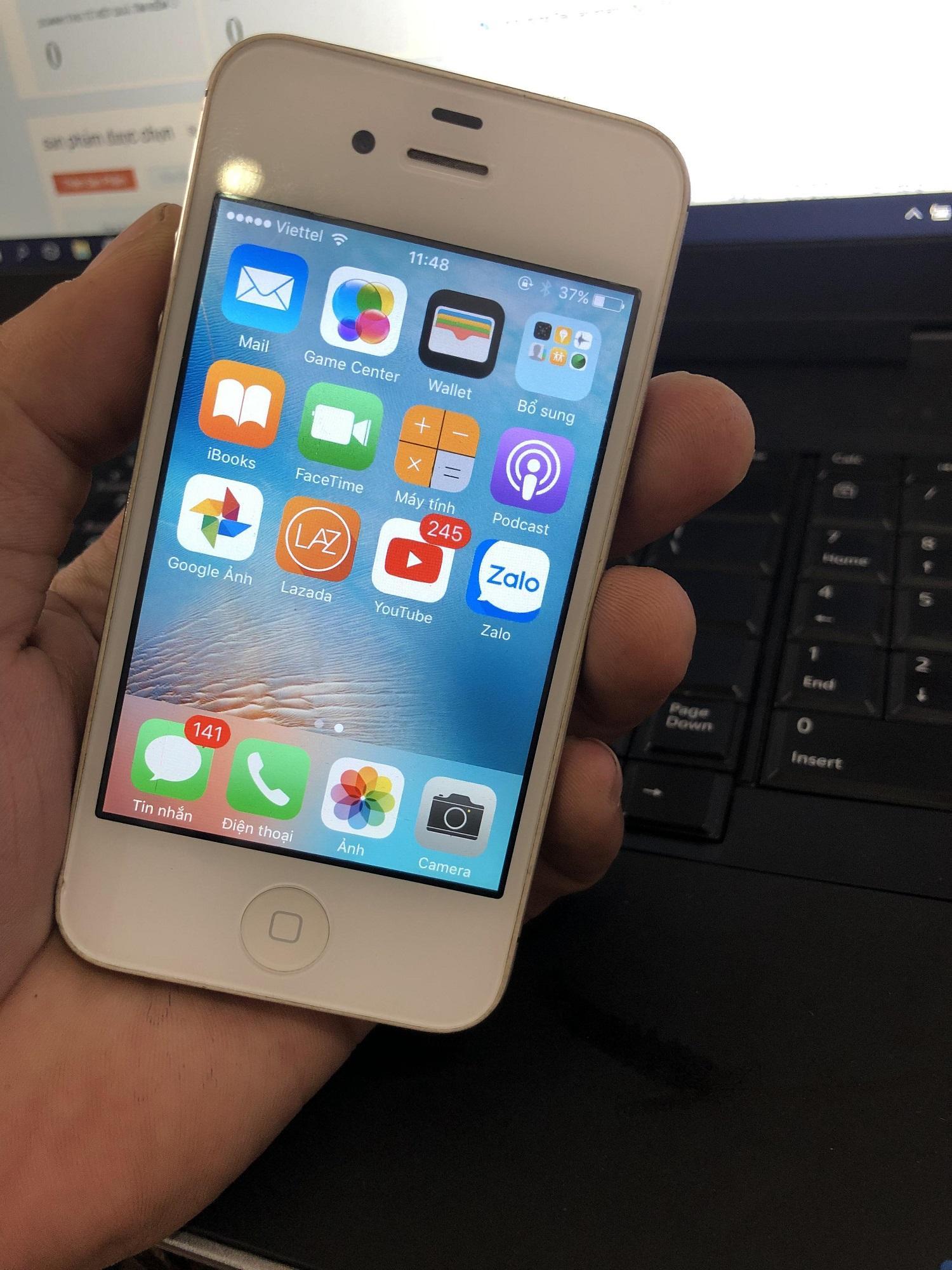 IPHONE4S_8G/ MR CAU
