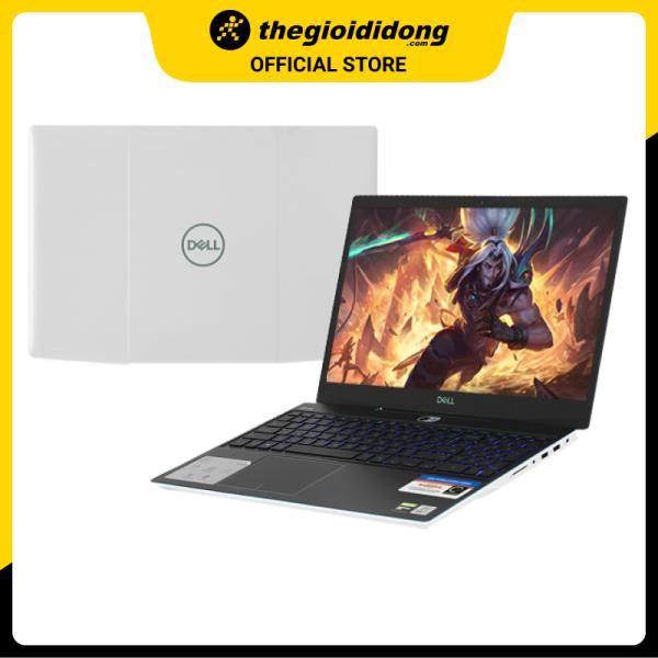 Bảng giá Laptop Dell G3 15 i7 10750H/16GB/512GB/6GB GTX1660Ti/15.6F/Win10/(P89F002BWH)/Trắng Phong Vũ