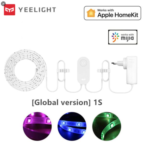 Bảng giá ĐÈN LED DÂY THÔNG MINH XIAOMI YEELIGHT LIGHTSTRIP PLUS 1S – BẢN GLOBAL - Nâng Cấp 2020 Hỗ trợ Apple Homekit