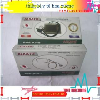 MÁY ĐO HUYẾT ÁP CƠ ALKATO AK2-0811 -thietbiytehoaxuong thumbnail