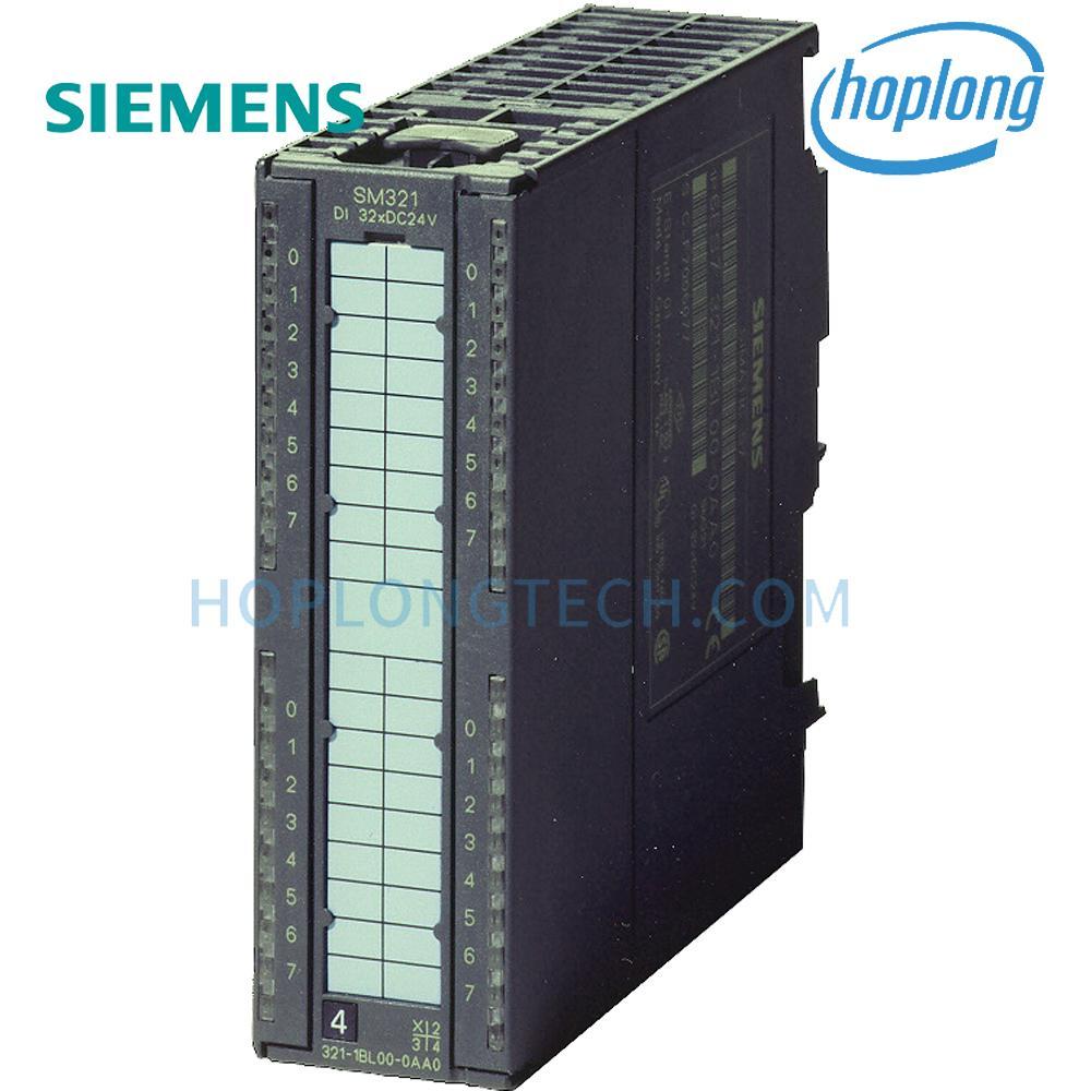 6ES7321-1BL00-0AA0 Bộ điều khiển PLC S7-300 32DI 24VDC SIEMENS