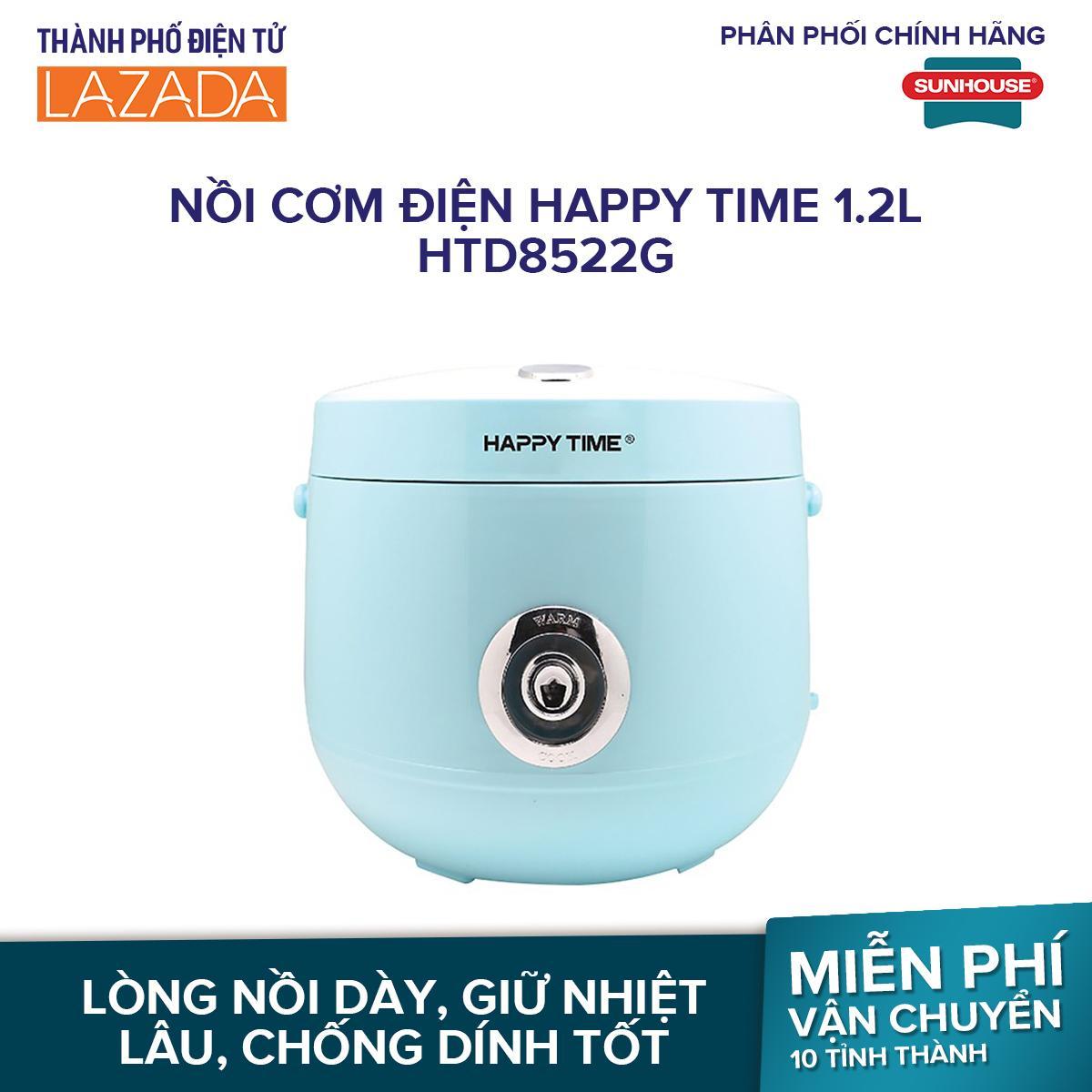 Nồi cơm điện Happy Time 1.2L HTD8522G