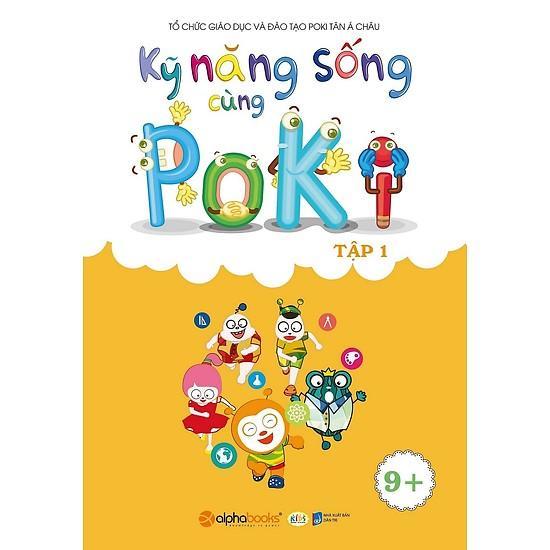 Mua Kỹ năng sống cùng Poki (9+)- Tập 1