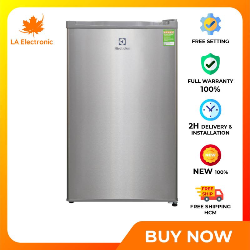 Tủ lạnh - Electrolux refrigerator 85 liters EUM0900SA Full VAT, thiết kế thông minh, công nghệ hiện đại, hoạt động mạnh mẽ và bền bỉ, có chế độ bảo hành và xuất xứ rõ ràng