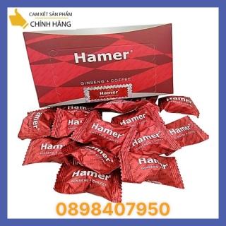 Hộp 36 viên Kẹo Sâm Hamer [chuẩn auth date 2024] Mạnh Hơn kẹo sâm Xtreme Candy Tăng Cường Sinh Lí Nam Giới - Chính Hãng thumbnail