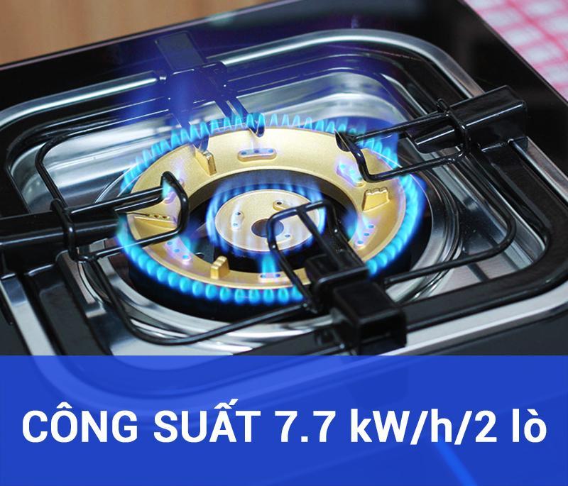 Bếp Gas Electrolux ETG728GKR,Hệ Thống đánh Lửa Magneto,Chất Liệu đầu đốt:Đồng Thau Cho Lửa Xanh, Bảo Hành 24 Tháng Giá Ưu Đãi Không Thể Bỏ Lỡ