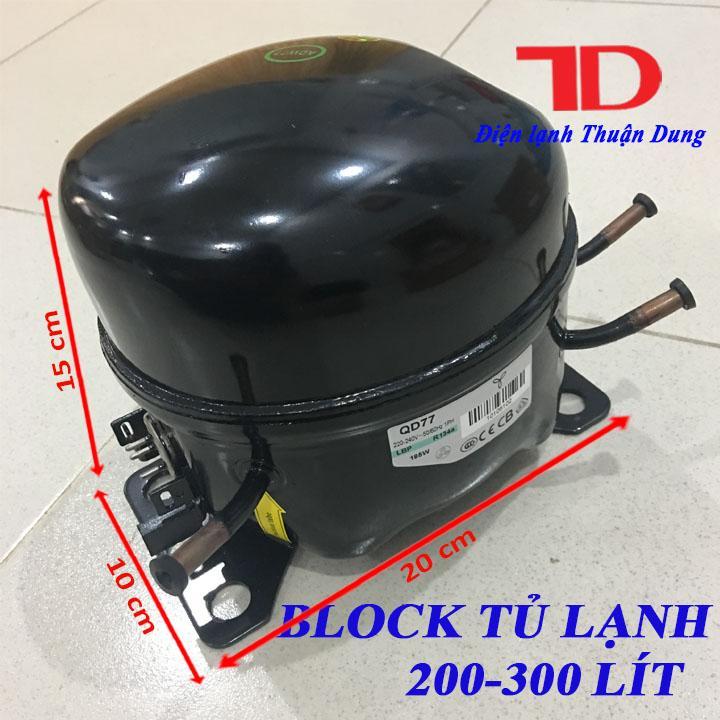 Block Tủ Lạnh QD77 185W