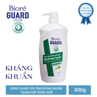 Sữa Tắm Sạch Sâu Kháng Khuẩn Thanh Mát Hứng Khởi Biore Guard 800g thumbnail