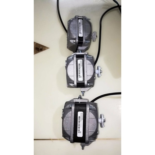 Motor quạt tủ mát J020180M25 -25W, 40W lõi đồng (Quạt Coca Lõi đồng 25W, 40W)