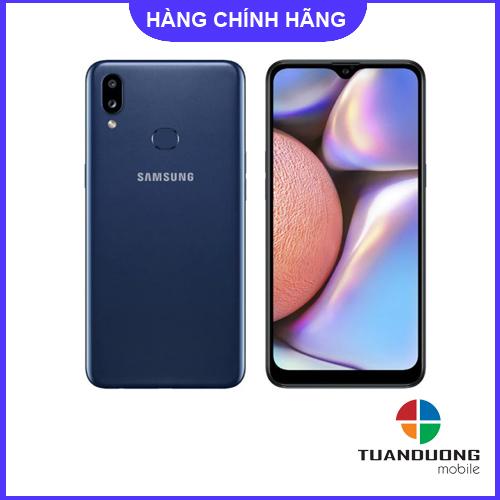 Điện thoại Samsung Galaxy A10s bộ nhớ trong 32GB, Ram 2GB, Android 9.0, Màn Hình HD+ 6.2 Inch, CPU MediaTek MT6762 8 nhân 64-bit (Helio P22)