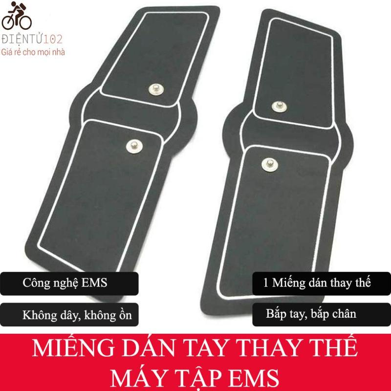 01 Miếng Dán Tay Thay Thế Bộ tập bụng EMS