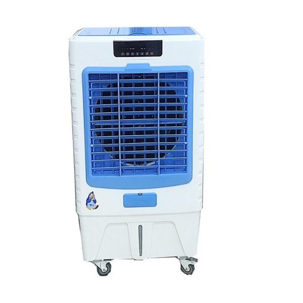 Quạt điều hòa không khí AKYO ZT80 điều khiển cảm ứng 8.000m3/h 200W tặng kèm 2 đá khô bảo hành 24 tháng
