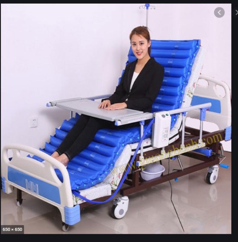 [ Hỗ trợ ship siêu dẻ ] Giường y tế đa năng chăm sóc bệnh nhân