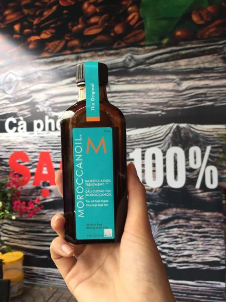 Tinh Dầu Dưỡng Tóc Moroccanoil Treatment Original [Chính Hãng] 100ml