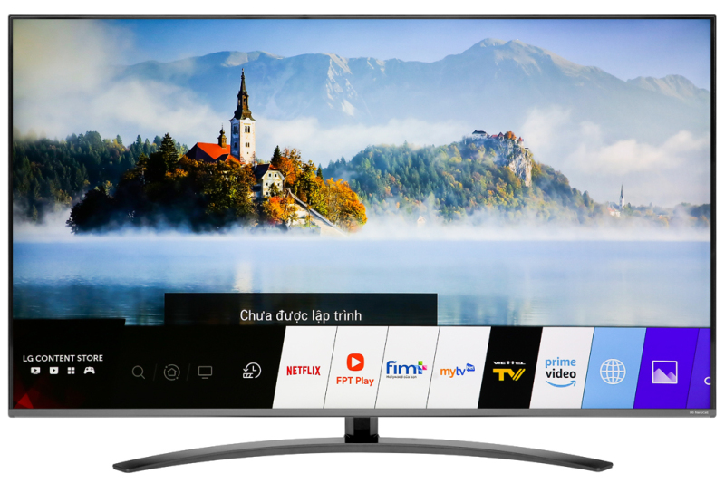 Bảng giá Smart Tivi NanoCell LG 4K 65 inch 65SM8100PTA