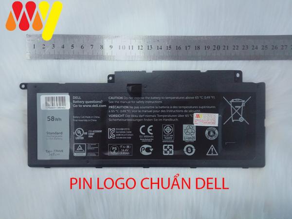 Bảng giá Pin laptop Dell Inspiron 15 7537 17 7737 F7HVR 062VNH G4YJM Phong Vũ
