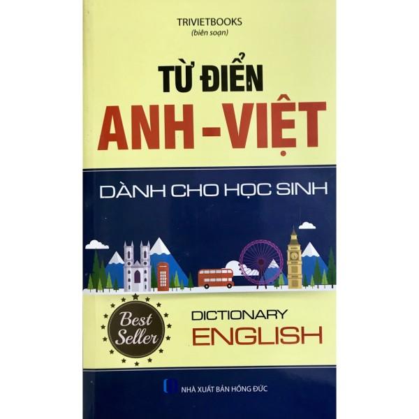 Mua Từ Điển Anh Việt Dành Cho Học Sinh