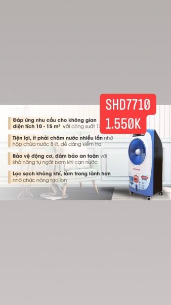 Bảng giá Quạt điều hòa Sunhouse SHD7710