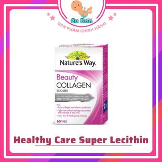 Viên uống collagen Natures Way Beauty Collagen Booster (Hộp 60 viên) của úc thumbnail