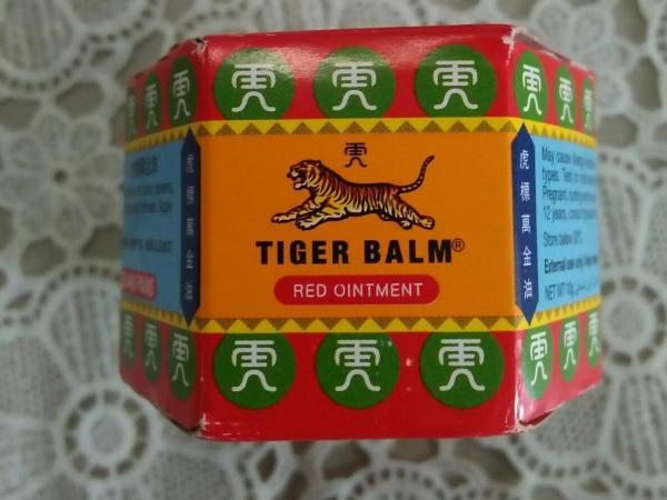 3 Dầu Tiger Red 10gr