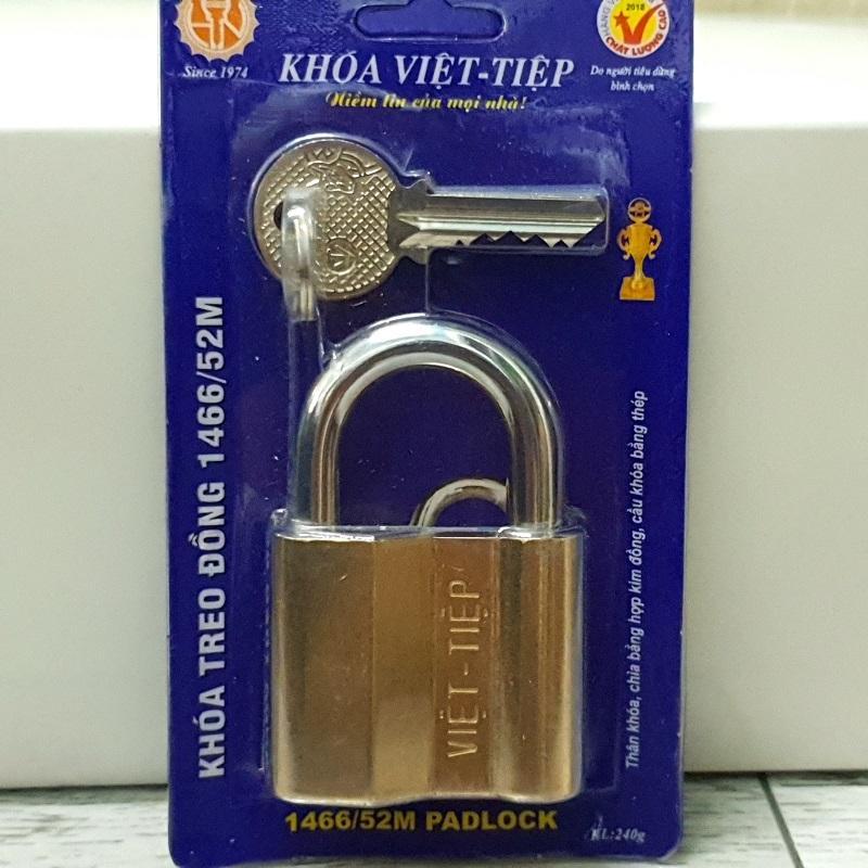 Khóa Treo Đồng Việt Tiệp 1466/52M