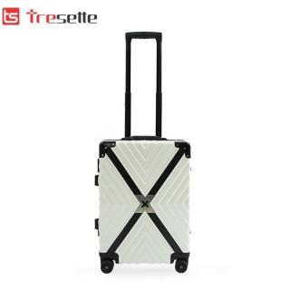Vali khóa sập Tresette cao cấp nhập khẩu Hàn Quốc TSL 605520WH thumbnail