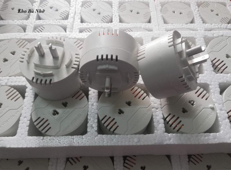 Bộ đổi nguồn điện xuôi 220V ra 110V công xuất thực 80w, lõi đồng xịn.