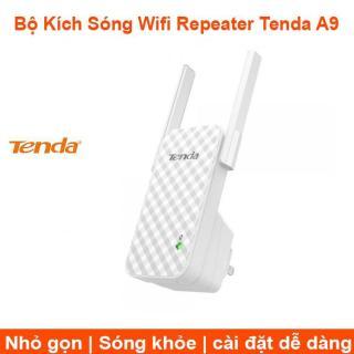 Tenda Bộ kích sóng Wifi A9 Chuẩn N 300Mbps - Hãng phân phối chính thức thumbnail