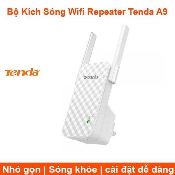 Bảng giá Tenda Bộ kích sóng Wifi A9 Chuẩn N 300Mbps - Hãng phân phối chính thức Phong Vũ