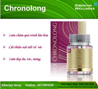 Chronolong- Cho vẻ đẹp không phai thumbnail