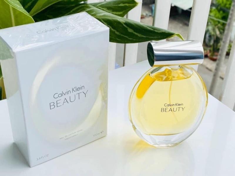 Nước hoa nữ Calvin Klein CK Beauty EDP 100ml