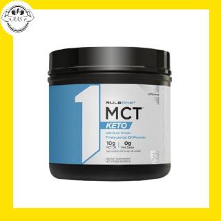FOOD - RULE 1 PROTEIN - R1 MCT KETO - 30 SERVINGS - Cung cấp chuỗi chất béo trung bình dạng bột - Từ Mỹ thumbnail