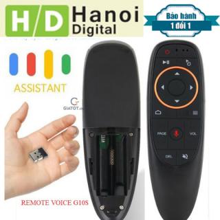 Điều khiển tìm kiếm giọng nói G10S cho  Android TV Box