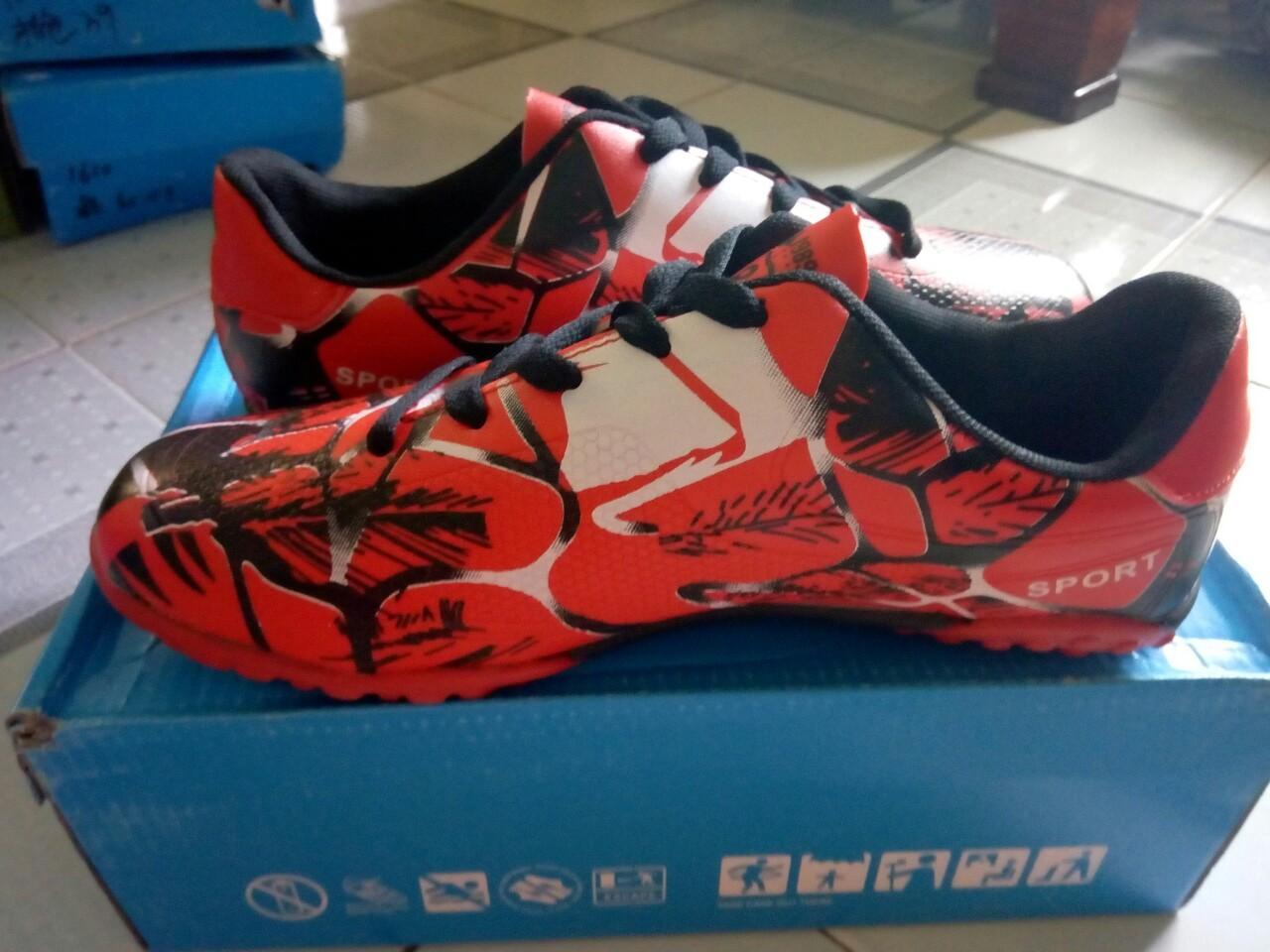 Giày đá bóng cao cấp dành cho sân cỏ nhân tạo TV01 Nhật Bản