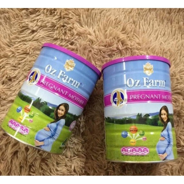 Sữa bà bầu Úc Oz Farm Pregnant Mother 900g