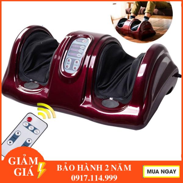 Máy massage chân cao cấp foot massage xoa bóp lòng bàn chân, bắp chân , bắp tay- Máy mát xa công nghệ tiến tiến của Nhật Bản