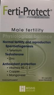 Ferti Protect - thực phẩm bảo vệ sức khỏe nam giới thumbnail