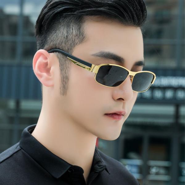 Giá bán Kính mát nam M02k kính mắt thời trang 2020 phong cách đửng cấp doanh nhân, Mắt kính kiểu dáng thời trang, sành điệu,Thích hợp cho việc sử dụng khi đi đường, dã ngoại