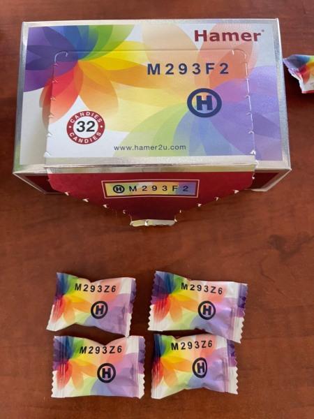 [RẺ NHẤT SÀN] hộp kẹo 32 viên- mẫu mới nhất - CÓ TEM CHỐNG GIẢ-che tên