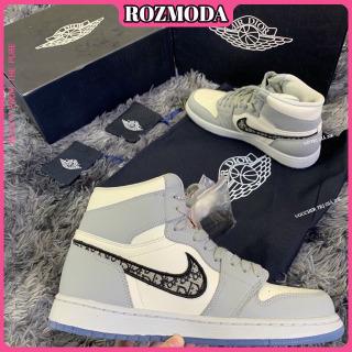 Giày thể thao Jordan hot trend Dior sneaker nam nữ fullsize 36-43 thumbnail