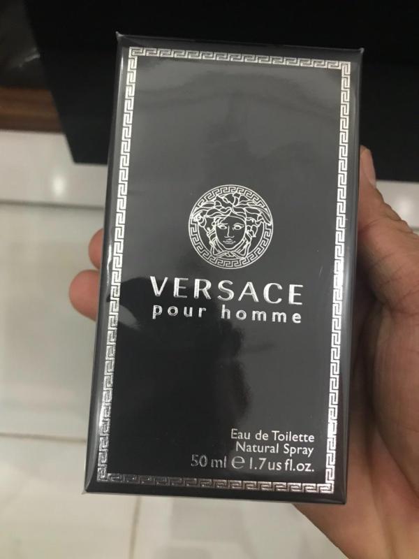 Nước hoa versace pour homme edt 50ml fullbox