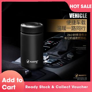 Bình giữ nhiệt bằng thép không gỉ tiện dụng khi du lịch KAXIFEI (Sản phẩm có nhiều phiên bản lựa chọn, vui lòng chọn đúng sản phẩm cần mua) - INTL thumbnail