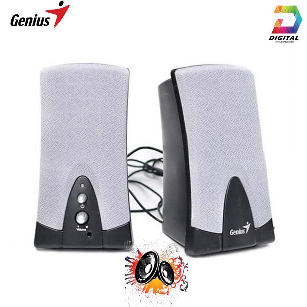 Giá Loa vi tính GENIUS SP-Q06S âm thanh 2.0