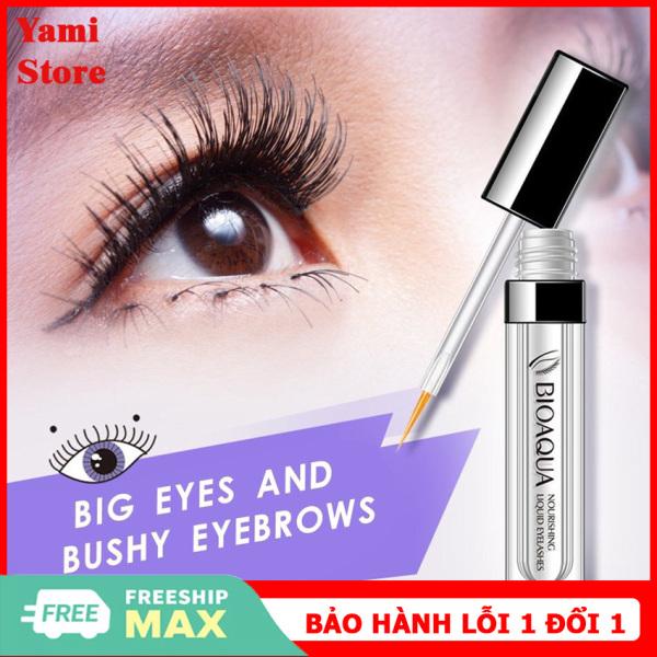 [YÊU THÍCH] Serum dưỡng mi dài và dày Bioaqua, dưỡng mi và lông mày chăm sóc mắt cho đôi mắt quyến rũ –Yamistore