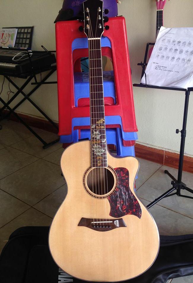 Guitar Điệp kỹ + EQ Metb12